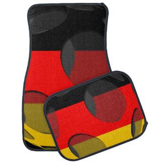Germany #1 car mat