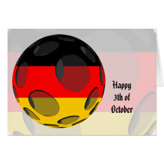 Germany #1 card