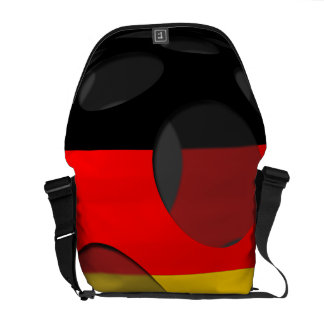 Germany #1 courier bag