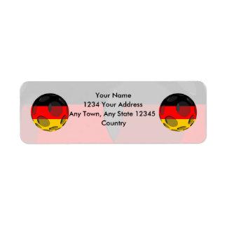 Germany #1 label