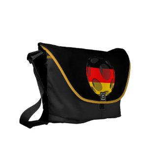 Germany #1 messenger bag
