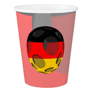 Germany #1 paper cup