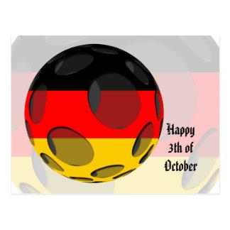 Germany #1 postcard