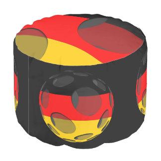 Germany #1 pouf