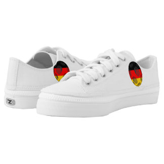 Germany #1 printed shoes