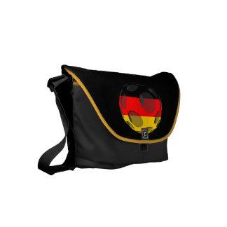Germany #1 small messenger bag