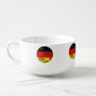 Germany #1 soup mug