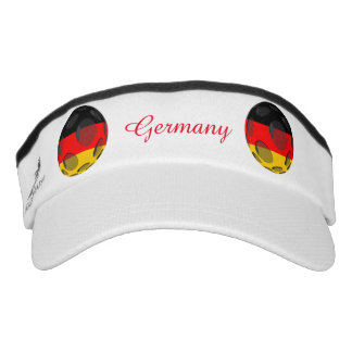 Germany #1 visor