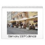 Germany 2009 Calendar