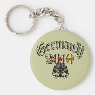 Germany 2010 logo tees and gifts keychain