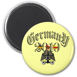 Germany 2010 logo tees and gifts refrigerator magnets