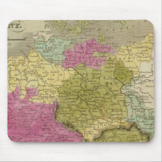 Germany 20 mouse pad