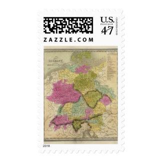 Germany 20 stamp