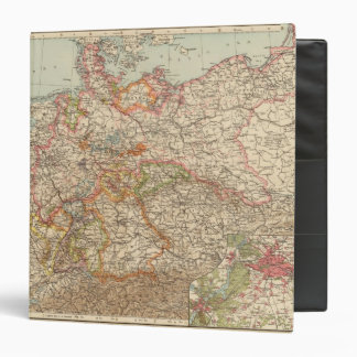 Germany 22 3 ring binder