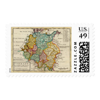 Germany 23 postage