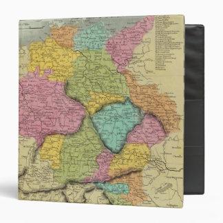 Germany 5 binders