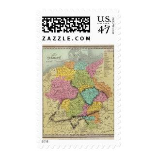 Germany 5 stamp