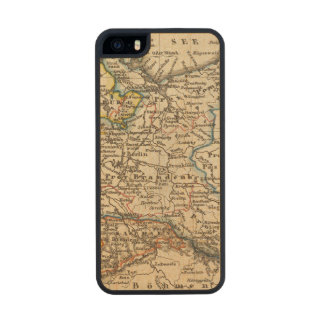 Germany 7 carved® maple iPhone 5 slim case