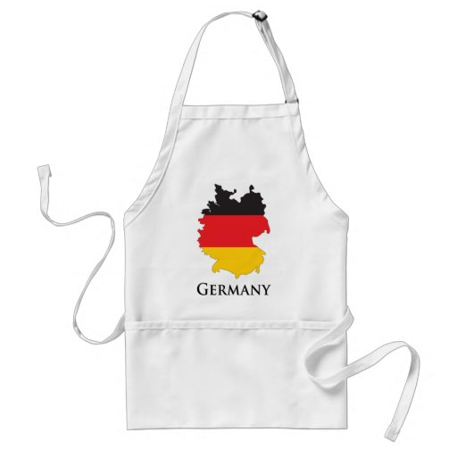 Germany Adult Apron