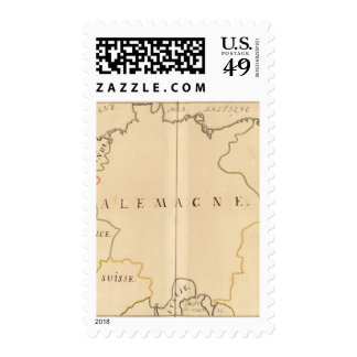 Germany and Austria 2 Postage