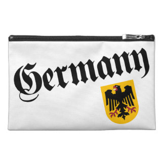 Germany and Crest Travel Accessories Bag