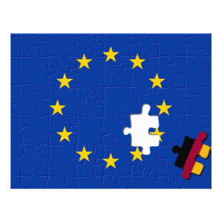 Germany and European Union Flyer