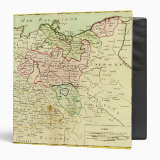 Germany and Poland 3 Ring Binder