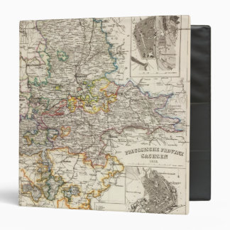 Germany and Prussia 3 Ring Binder