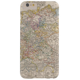 Germany at the time the 30 year old war barely there iPhone 6 plus case