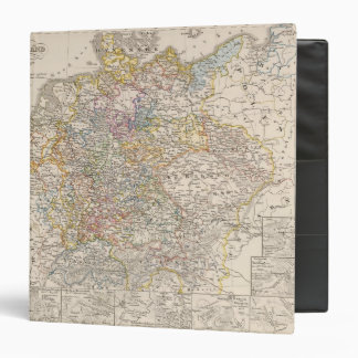 Germany at the time the 30 year old war binder