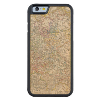 Germany at the time the 30 year old war carved® maple iPhone 6 bumper