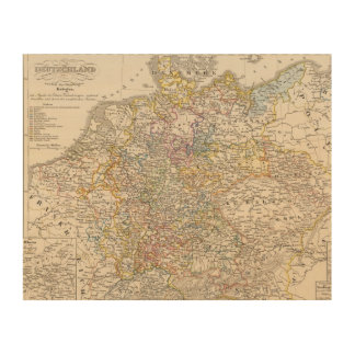 Germany at the time the 30 year old war wood wall decor