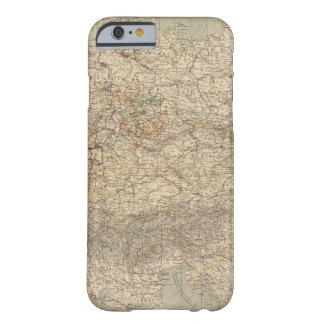Germany Atlas Map Barely There iPhone 6 Case