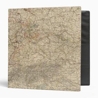 Germany Atlas Map Binder