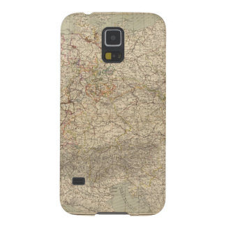 Germany Atlas Map Case For Galaxy S5