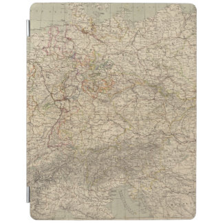 Germany Atlas Map iPad Smart Cover