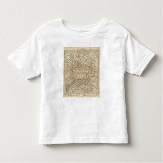 Germany Atlas Map Toddler T-shirt