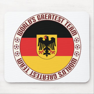 Germany B Greatest Team Mouse Pad