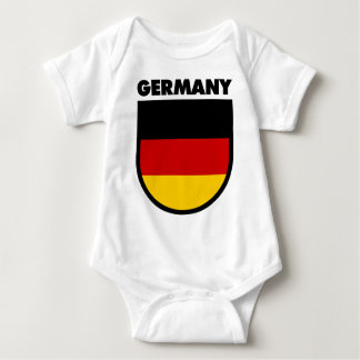 Germany Baby Bodysuit