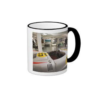 Germany, Baden-Wurttemberg, 3 Ringer Coffee Mug