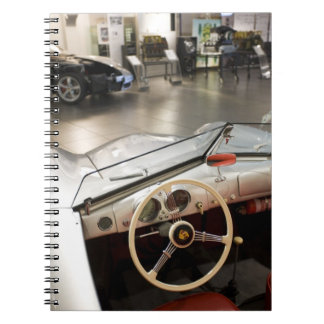 Germany, Baden-Wurttemberg, Spiral Note Book