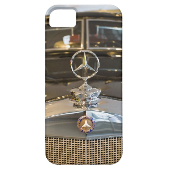 Germany, Baden-Wurttemberg, Stuttgart. Mercedes iPhone SE/5/5s Case
