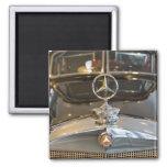 Germany, Baden-Wurttemberg, Stuttgart. Mercedes Magnets