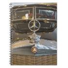 Germany, Baden-Wurttemberg, Stuttgart. Mercedes Notebook