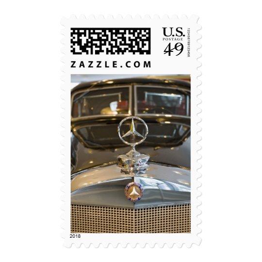 Germany, Baden-Wurttemberg, Stuttgart. Mercedes Postage