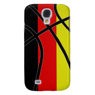 Germany Basketball iPhone 3G/3GS Case Samsung Galaxy S4 Cases