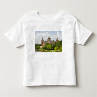 Germany, Bavaria, Bayern, Aschaffenburg. Schloss Toddler T-shirt