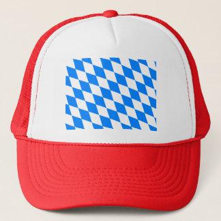 Germany Bavaria Flag Trucker Hat