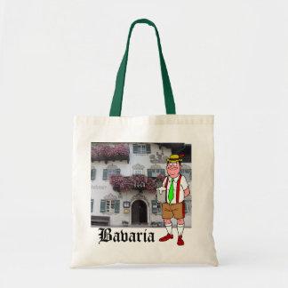 Germany, Bavaria;  German beer, village inn Canvas Bags