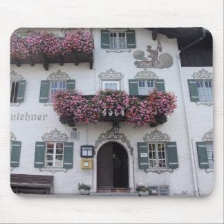 Germany, Bavaria;  German beer, village inn Mouse Pad
